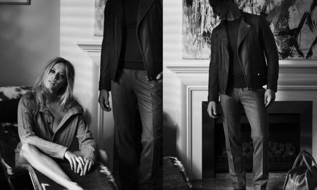 Designer Model For Menswear: Lacoste Clothes