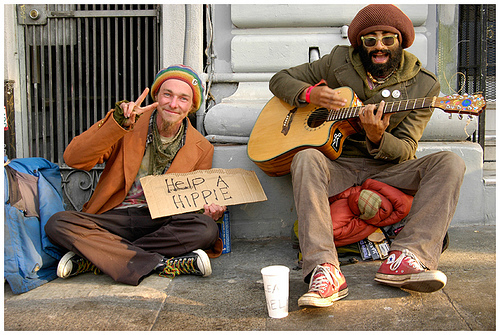 Want to be a true Hippie? Here's what you need to do