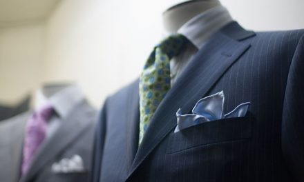 How to choose and wear the perfect pocket square