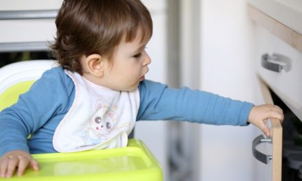 Keeping Your Home in Order With a Baby